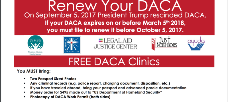 Renew Your DACA